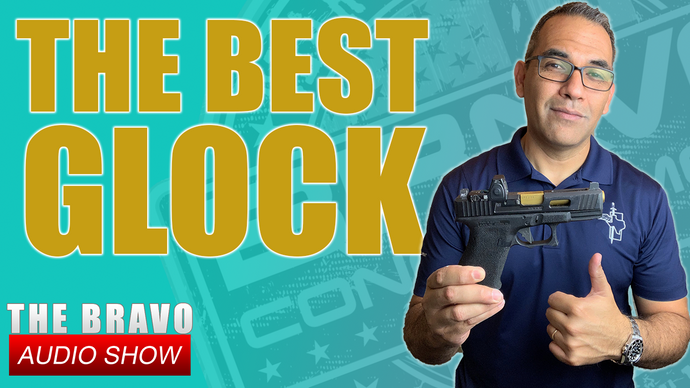 The Best Glock For Everyday Carry