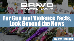 For Gun and Violence Facts, Look Beyond the News