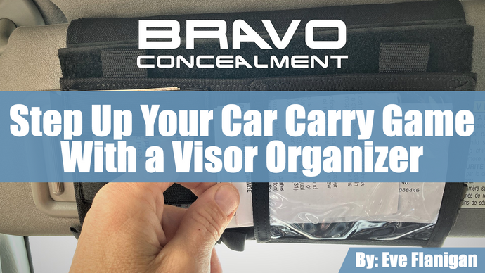 Step Up Your Car Carry Game With a Visor Organizer