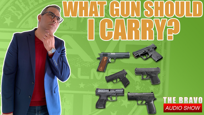 What Gun Should I Carry?