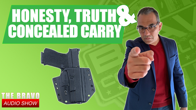 Dressing Around Concealed Carry - Be True To Yourself