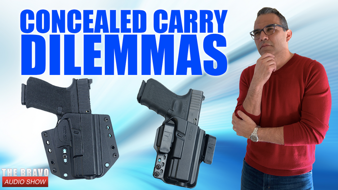 Concealed Carry Dilemmas - Honor Thy Parents