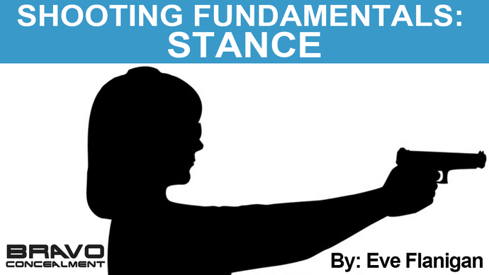 SHOOTING FUNDAMENTALS:  STANCE