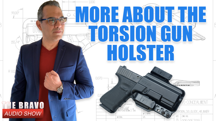 More About The Torsion Gun Holster
