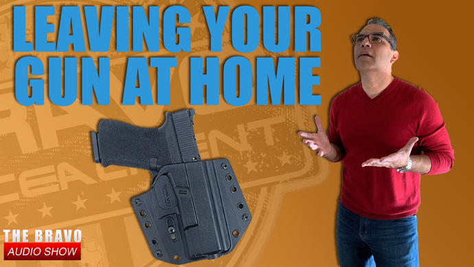 Leaving Your Gun At Home