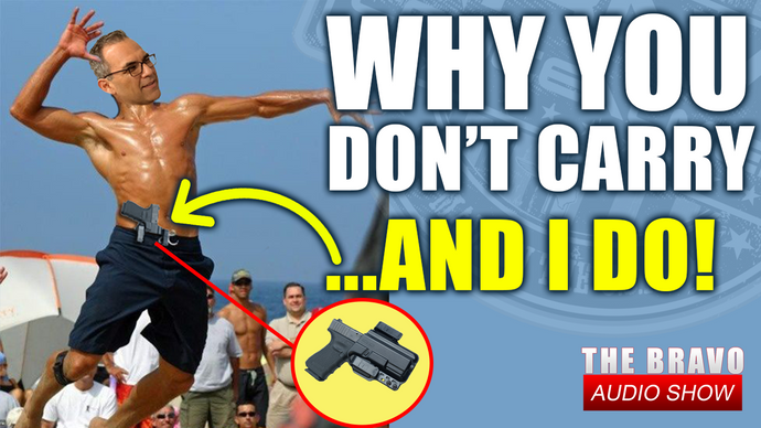 Why You Don't Conceal Carry