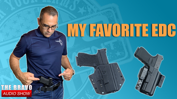 Favorite Go-To Gun For Concealed Carry? PLUS: Shotgun Holster?