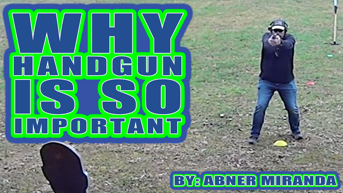 Why Handgun Is So Important