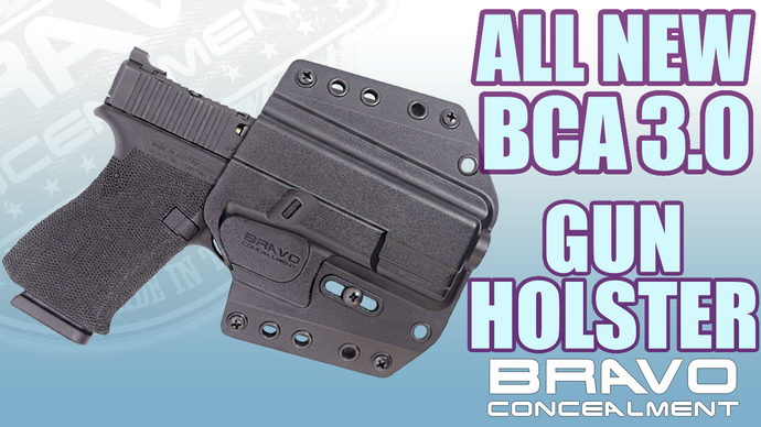 BCA Gun Holsters From Bravo Concealment