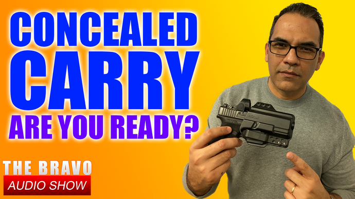 Are You Ready To Start Carrying?