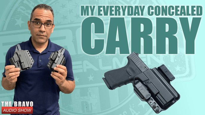 My Everyday Concealed Carry