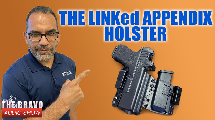 "The ""LINKed"" Appendix Holster!"