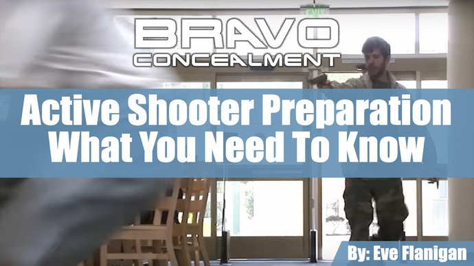 Active Shooter Preparation – What You Need To Know