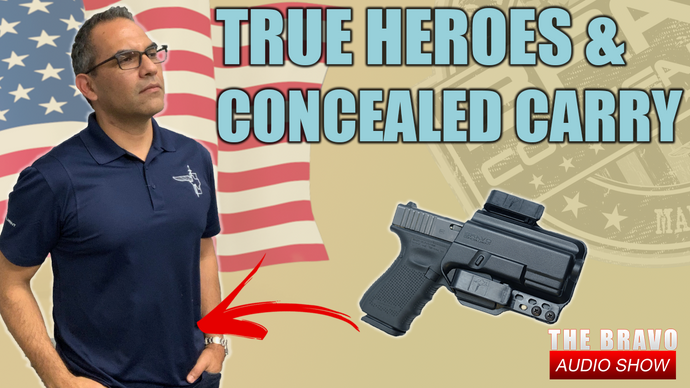 The REAL True Heroes & Concealed Carry