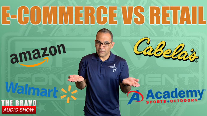 E-commerce vs Retail