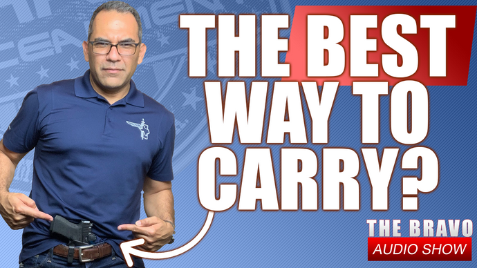 What's The BEST Way To Carry?