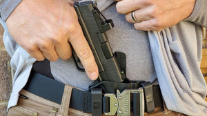 Is Appendix Carry Really That Dangerous?