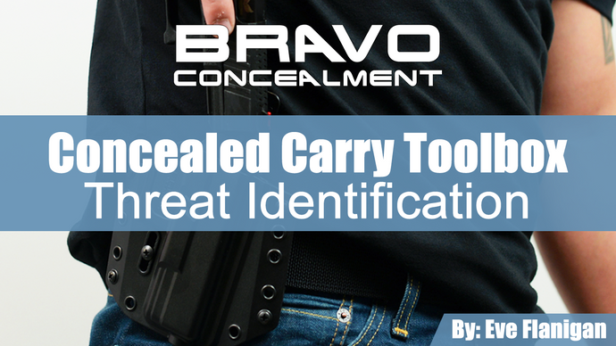 Concealed Carry: Identifying A Threat