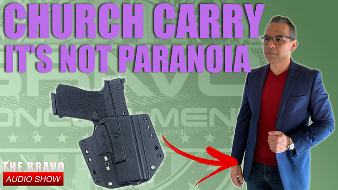 Church Carry - Are You Paranoid?!