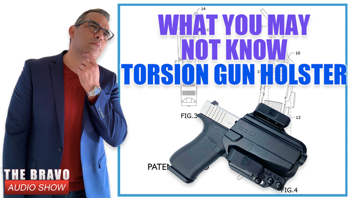 Torsion Gun Holster - What You May Not Know