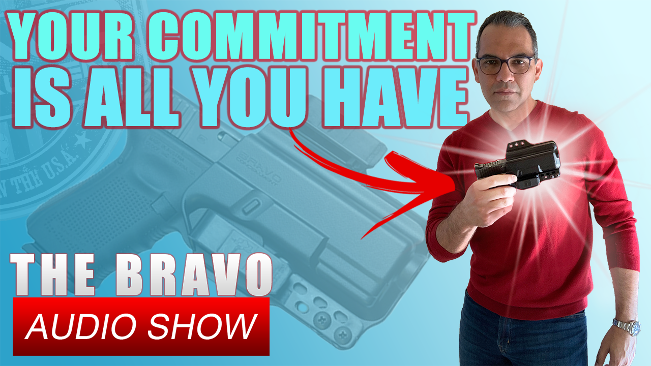 Your Commitment To Carry Is All You Have Left!