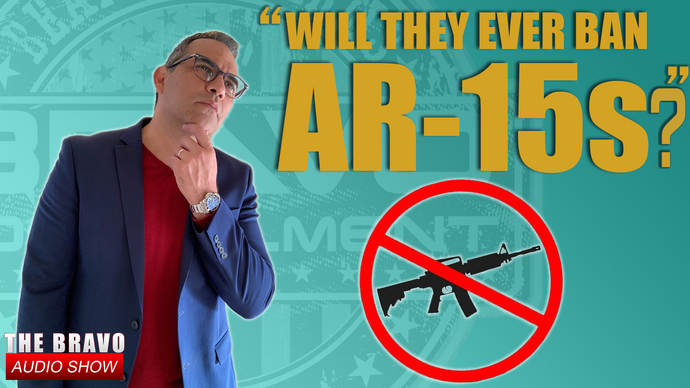 Will They Ban AR-15s?