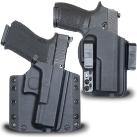Custom Kydex Holsters Combo