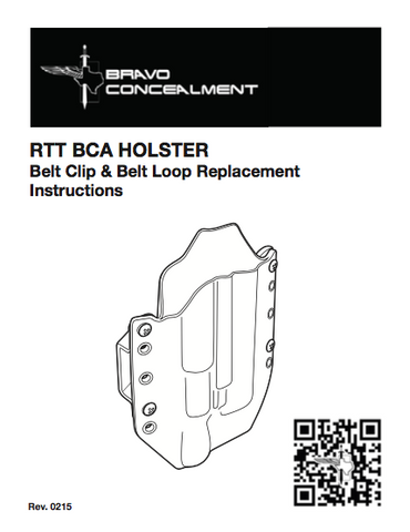 bravo concealment bca manual preview