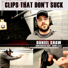 Clips That Don't Suck by Daniel Shaw
