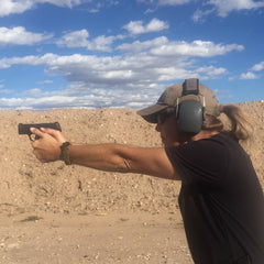 Eve Flanigan Firearms Instructor