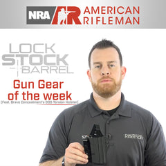 Gun Gear of the Week Featuring Torsion Holster