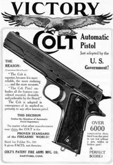 Colt 1911 Victory