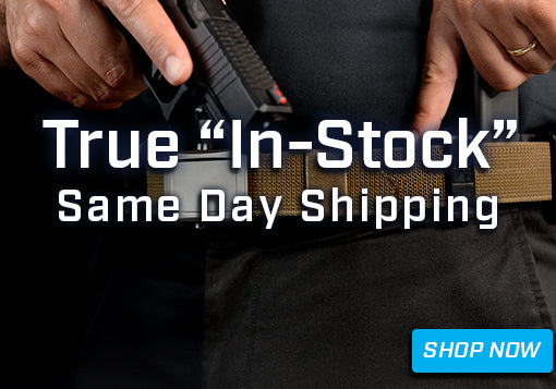 in stock holsters