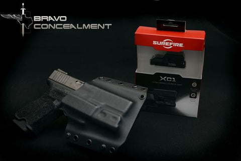 Bravo Concealment BCA Light Bearing XC1 holster