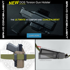 New Torsion DOS Holster