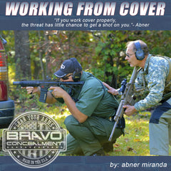 Working From Cover by Abner Miranda