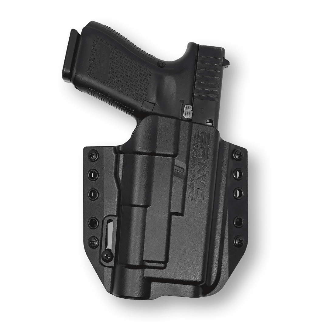 BCA Light Bearing OWB Gun Holster