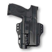 "S&W M&P 9 2.0 compact (4"") / TLR-1s Light Bearing IWB Gun Holster"