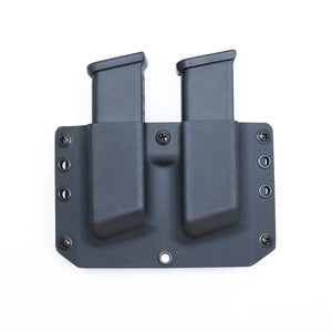 Kydex Double Magazine Pouch - Bravo Concealment