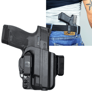 S&W M&P Shield 9 IWB Gun Holster - Bravo Concealment