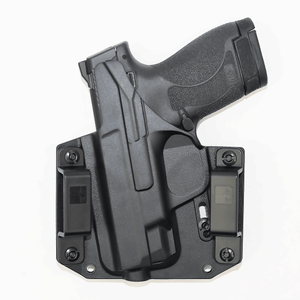 Glock 43 Torsion IWB Kydex Gun Holster - Bravo Concealment