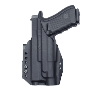 Glock 17 / TLR-1s Light Bearing IWB Kydex Gun Holster - Bravo Concealment