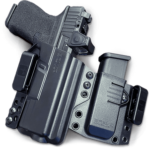 Torsion IWB Kydex Gun Holster + FREE Mag Pouch