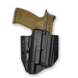 "S&W M&P 40 2.0 (4.25"") / X300 Ultra OWB Gun Holster"