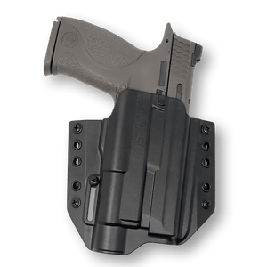 "S&W M&P 9 (4.25"") / TLR-1 HL OWB Gun Holster"