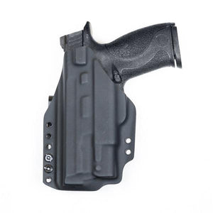 "S&W M&P 9 2.0 (4.25"") Surefire XC1 DOS-Light Bearing IWB Kydex Gun Holster Combo - Bravo Concealment"