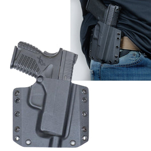 "Springfield XDS 3.3"" 9mm BCA OWB Holster"
