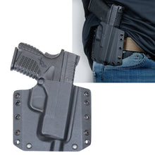 "Springfield XDS 3.3"" .45acp OWB Kydex Gun Holster - Bravo Concealment"