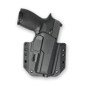 Sig Sauer P320 carry 9mm OWB Gun Holster