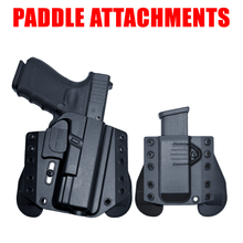 "1911 Remington R1 4.25"" (non-rail) OWB Gun Holster Combo"